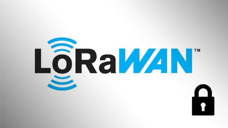 Die Sicherheit vom LoRaWAN